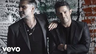 Alejandro Sanz - A Que No Me Dejas ft. Alejandro Fernandez (Video Oficial)