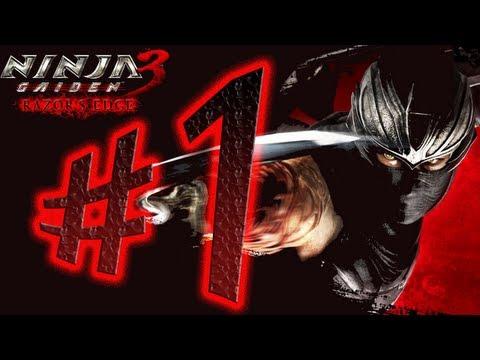 ninja gaiden 3 razor's edge xbox 360 test