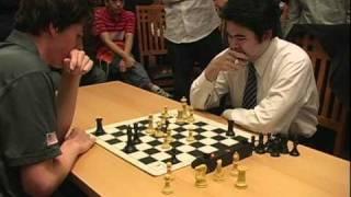 Hikaru Nakamura visits Washington University 2/26/11 (Part 4/4)