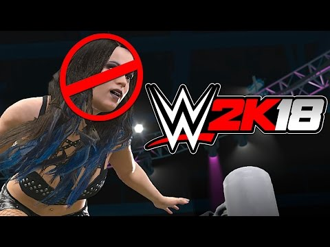 WWE 2K18 - 5 Superstars That WILL BE REMOVED From The Game! [#WWE2K18 CountDown]