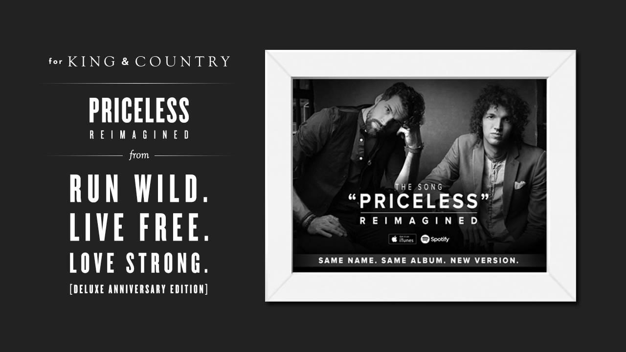 Priceless - Reimagined (Audio)