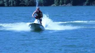9. 1993 Yamaha Pro VXR - Detroit Lake
