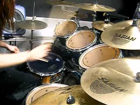 Dying Fetus - Destroy the Opposition(drum cover)