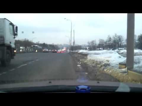 ДТП проезд на красный свет
