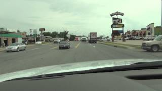 Atoka (OK) United States  City pictures : Driving through Atoka, Oklahoma POV