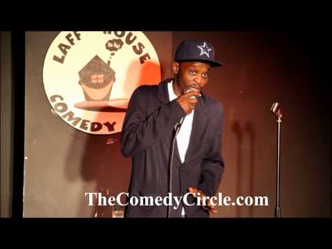Smokey Performs at The Laff House - TheComedyCircle.com