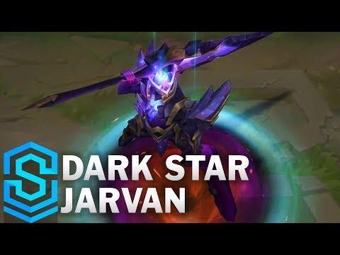 Jarvan Hắc Tinh - Dark Star Jarvan