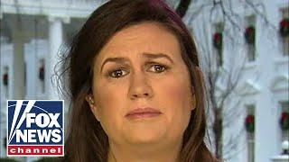 Sarah Sanders on Mattis resignation, wall funding battle