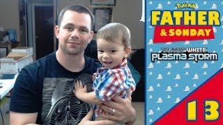 Pokémon Cards - Opening BW Plasma Storm Packs with Lukas! | Father & Sonday #13 by The Pokémon Evolutionaries