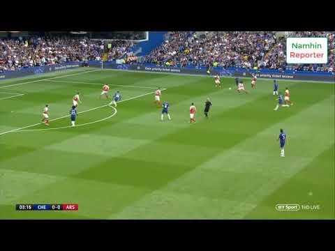 Chelsea vs arsenal 3-2 all goals