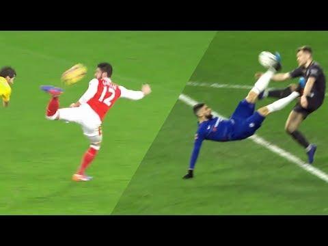 Olivier Giroud - Top 30 Spectacular Goals