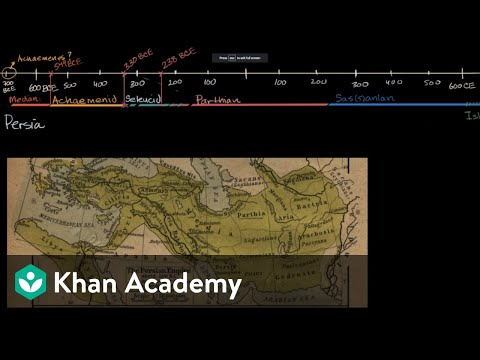 Ancient Persia (video) | Khan Academy