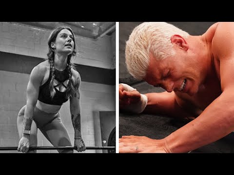 Becky Lynch Looking Ripped... AEW in Trouble?...WWE Wrestlers On New Jack's Passing...Wresting News