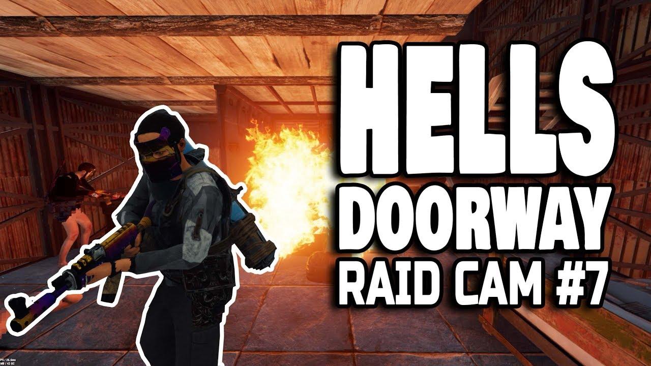 RAID CAM 7