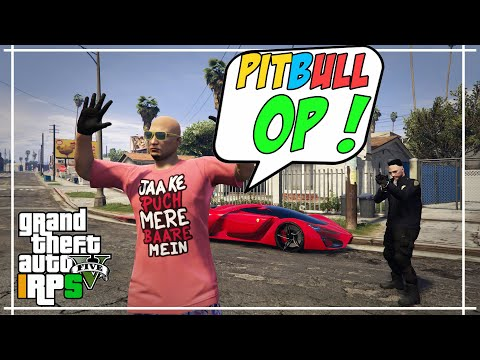 The Return of PITBULL • GTA 5 RP FUNNY MOMENTS • GTA V Roleplay In Indian Role Play  Servers