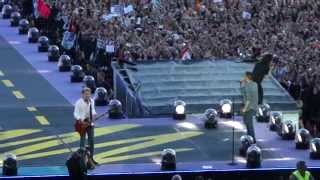 Little black dress - One direction (On the road again tour - Brussels 13 june 2015)