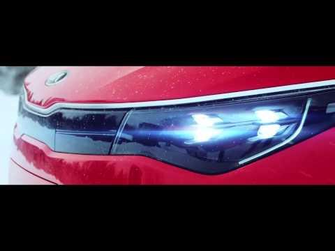 Kia Sportspace Concept Car - Teaser