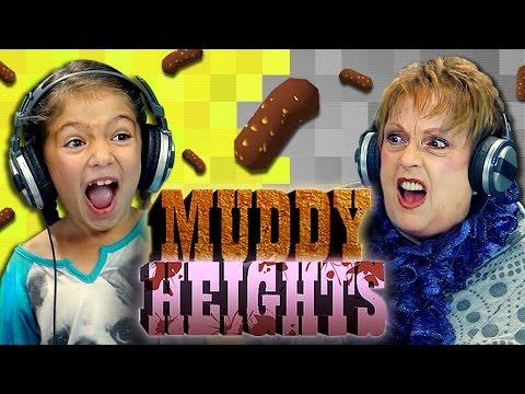 ELDERS & KIDS PLAY MUDDY HEIGHTS (REACT: Gaming)
