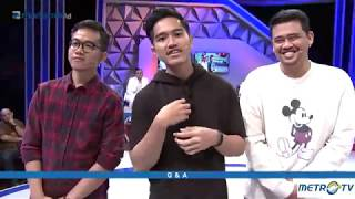 Video Q & A - Biasa Aja Bersama Gibran, Kaesang dan Bobby MP3, 3GP, MP4, WEBM, AVI, FLV April 2019