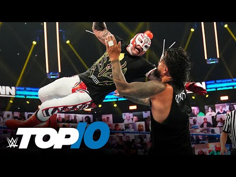 Top 10 Friday Night SmackDown moments: WWE Top 10, June 4, 2021