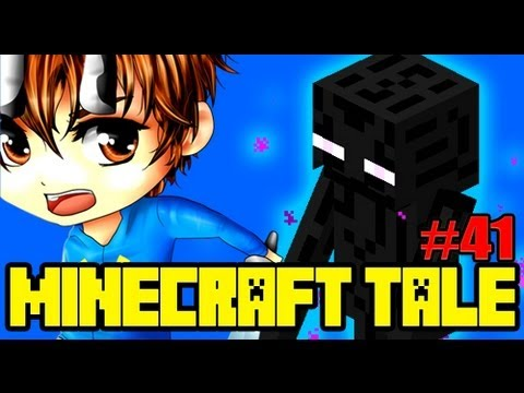 Let's Play A Minecraft Tale Ep. 41 - THE ENDER REALM!