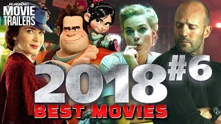 Video BEST UPCOMING 2018 MOVIES You Can't Miss Vol. #6 - Trailer Compilation MP3, 3GP, MP4, WEBM, AVI, FLV Juli 2018