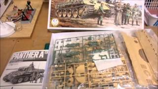 A look at another of the Tamiya Military Minature range in 1/25th Scale release (Original release date 1972).I think they are an honest kit and represent great value. Plenty of after market stuff for them as well.