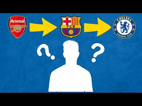 Can You Guess The Footballer From Their Transfers?(Part 1) | Football Quiz