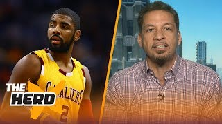 Chris Broussard joins Colin Cowherd to talk about the Kyrie Irving trade rumors, LeBron's future with the Cleveland Cavaliers and what to expect from the Los...