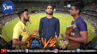 Video GULLY IPL 2018 | CSK Vs KKR | INDIAN PREMIER LEAGUE | IPL 2018 MP3, 3GP, MP4, WEBM, AVI, FLV Agustus 2018