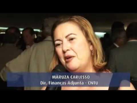 Posse da diretoria da CNTU - 2011-2014