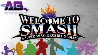 Let's celebrate with this Super Smash Bros. DLC Medley!