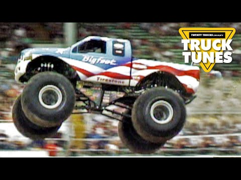 Kids Truck Video - Monster Truck