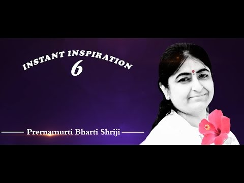 Inspirational Video Law of Attraction | Instant Inspiration 6 | Prernamurti Bharti Shriji