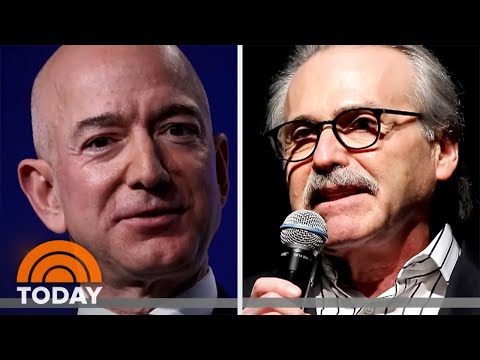 Brother Of Bezos' Alleged Mistress Reportedly Behind Leaked Texts | TODAY