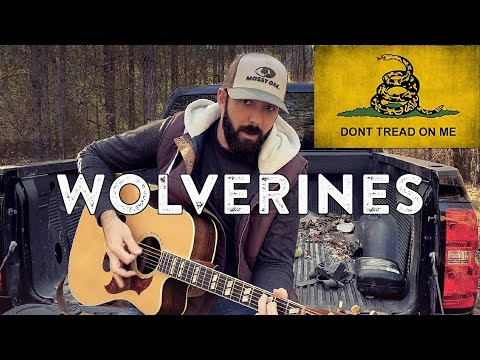 "Buddy Brown - ""WOLVERINES"" New Song!!! 