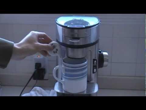 Hamilton Beach Single Scoop Coffee Maker Review and Demonstration