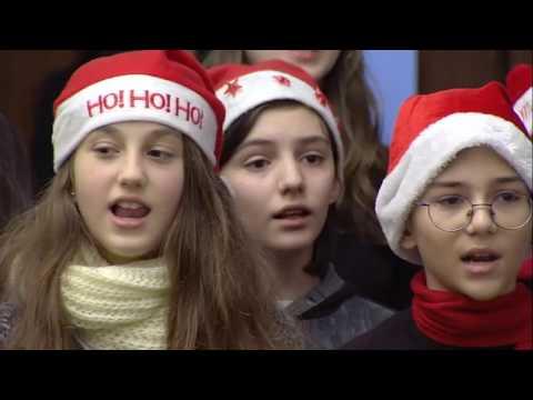 Κάλαντα από το Μουσικό Σχολείο Αθήνας