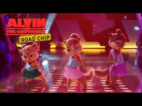 "Alvin And The Chipmunks: The Road Chip | ""Are We There Yet?"" TV Commercial [HD] 