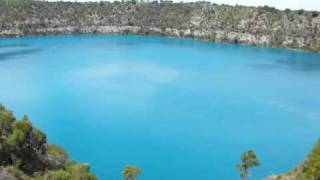 Mount Gambier Australia  city photos : Blue Lake, Mt Gambier, Australia