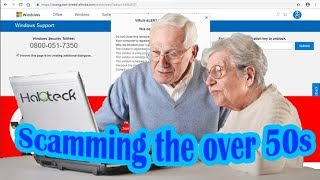 Video Scamming the over 50s MP3, 3GP, MP4, WEBM, AVI, FLV Desember 2018