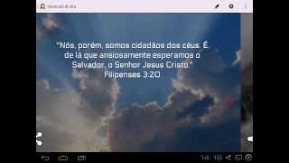 Daily Verse in Portuguese YouTube video