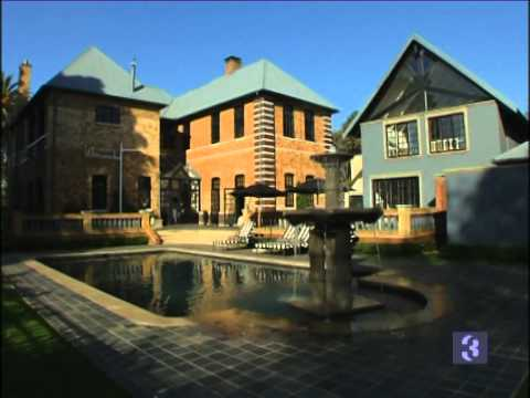 Top Billing visits the magnificent historic home of Lawson Ricketts