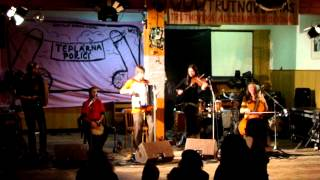 Video Webrovkafest 2014 - Marta a Rasputin band - Mýtina