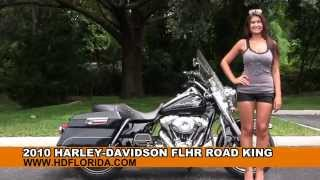 8. Used 2010 Harley Davidson Road King Motorcycles for sale in Hudson Fl