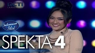 Video MARION - SIAPKAH KAU 'TUK JATUH CINTA LAGI (HIVI!) - Spekta Show Top 11 - Indonesian Idol 2018 MP3, 3GP, MP4, WEBM, AVI, FLV Januari 2019