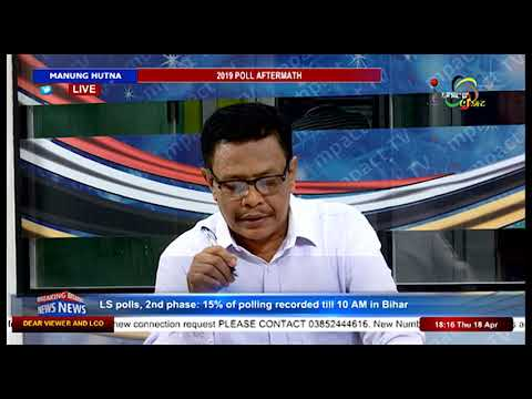2019 Poll Aftermath On Manung Hutna 18 April 2019