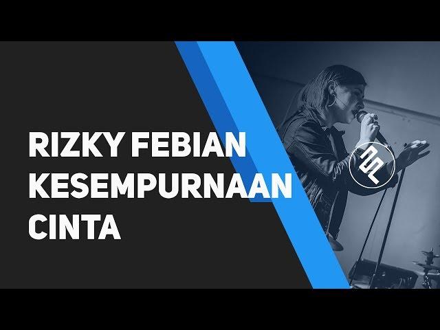 Kesempurnaan Cinta Rizky Febian Karaoke By Fxpiano With ...