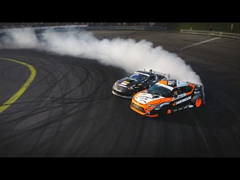 GoPro%3A Formula Drift New Jersey 2014 - The Gauntlet