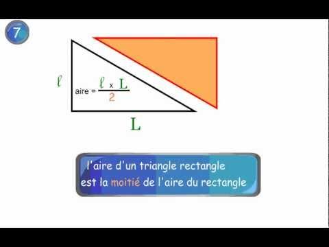 comment construire la hauteur d'un triangle rectangle